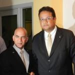 Rafael Santana i Hans Els