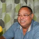 Nòchi Willem, un di esnan ku a tuma inisiativo pa e diálogo – potrèt: Belkis Osepa.