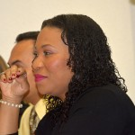 Minister Jeanne-Marie Francisca