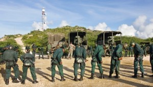 Kursista di Trayekto Sosial Formativo ta kuminsá nan marcha largu – Potrèt: Informashon Defensa