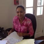 Somalia Levenstone a bolbe bèk pa Saba despues di apénas un aña - potrèt: Hazel Durand