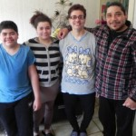 Famia Maduro – potrèt: Jamila Baaziz