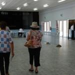 Sentro elektoral Jong Bonaire – potrèt Belkis Osepa