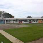 Gwendoline van Putten School ta e úniko skol di enseñansa sekundario riba e isla – potrèt: Anneke Polak