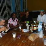 Iftar durante ramadan foto Belkis Osepa
