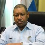 Minister Nelson Navarro – potrèt: Dick Drayer