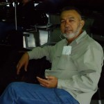 Percy Pinedo - potrèt: Dulce Koopman
