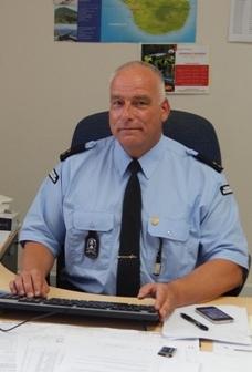 Hefe di polis Maurice van Velzen