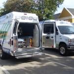 Fundashon Kuido di Ambulans a haña 4 ambulans nobo - pòtrèt  José Manuel Dias