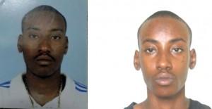 E sospechoso di 26 aña Adrian Martha, konosí tambe komo 'Poison'. Ainda  e tim di rastreo na gran eskala (TGO) ta busk'é - potrèt: OM