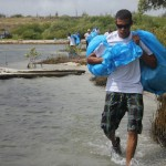 Luigi Eybrecht - foto: Stinapa Bonaire