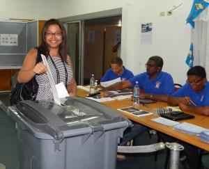 Stasianonan dia 17 di desèmber por vota pa e futuro konstitushonal di nan isla – potrèt: The Daily Herald