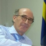 Inspektor nobo di Salubridat Gèrsji Rodrigues Pereira – potrèt: Tico Vos