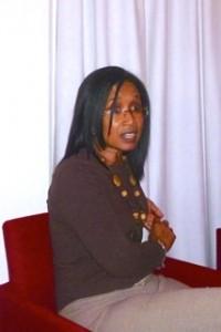 Mylene Testing, presidente di Voedselbank | Potrét: Dulce Koopman