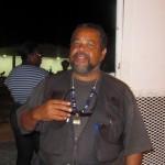Gershon Lopes di Pro Statia ta warda e resultado