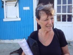 Agnes Cobelens ta yuda mamanan ku tiki moda pa duna lus na kas pasobra nan no por paga klínika | Potrèt: Jean Mentens
