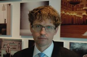 Sekretario di estado di Enseñansa Sander Dekker – potrèt: Pieter Hofmann
