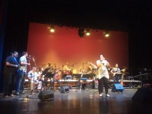 E concierto di 'Resona'. Foto: Ariën Rasmijn