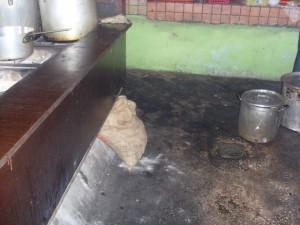 Situashon a-higiéniko na Plasa Bieu  potrét: José Manuel Dias