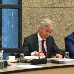 Minister Ronald Plasterk – potrèt: Pieter Hofmann