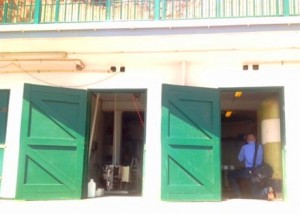 E unit di awa di bebe na Saba