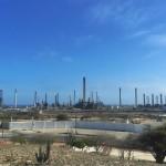 E refineria na San Nicolas – potrèt: Ariën Rasmijn