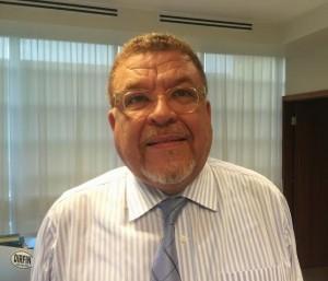 Minister di Finanzas Angel Bermudez. Foto: Ariën Rasmijn