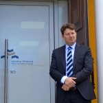 Prokurador general Guus Schram – potrèt di archivo: Dick Drayer