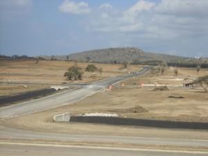 Proyekto di infrastruktura na Wechi a yega su fase  final