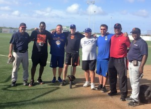 Coaches di Baseball Week – potrèt: Deya Mensche