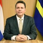Minister di Finansa Jose Jardim ta bisa ku mester duna supsidio mas efisientemente – potrèt: Ministerio di Finansa