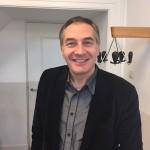 Investigadó Hans Bellaart – potrèt: Pieter Hofmann