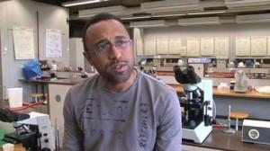 Virólogo Byron Martina di Erasmus Medisch Centrum