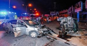 2015 tabatin 20 morto den tráfiko | Potrèt: Luzmarie Ster