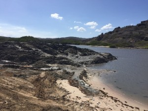 A kuminsá e trabounan sin pèrmit – potrèt: Ret Karibense