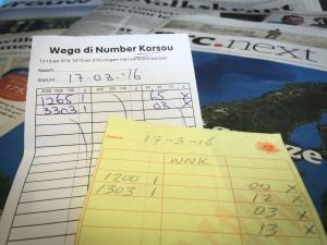 Si bo paga un euro lo bo por gana 3000 euro komo premio mayó – potrèt: John Samson