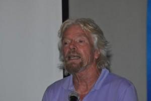 Sir Richard Branson – Potrèt: Today/Milton Peters
