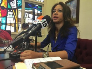 Marisol Lopez-Tromp. Foto: Ariën Rasmijn