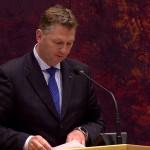 André Bosman (VVD) – potrèt: Tweede Kamer