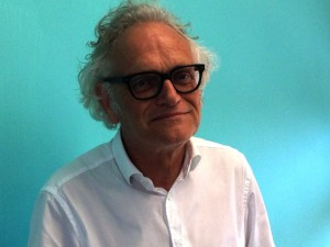 Frans van Efferink, direktor di SGB – potrèt: Janita Monna