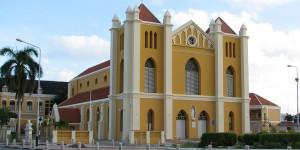 Kathedraal van Pietermaai op Curacao. - Foto: Bisdom van Willemstad