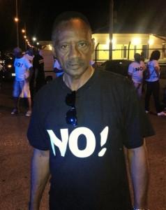 Anthony Eustatius -  Potrèt:  Deya Mensche