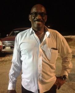 Frank Quirindongo - Potrèt: Deya Mensche