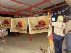 Sede di partido Pueblo Soberano - Jose Manuel Dias