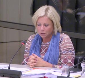 Minister di Defensa Jeanine Hennis-Plasschaert