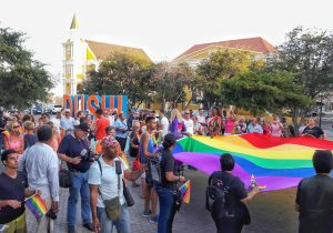 Segun Holtslag di Gay Pro ainda tin hopi hende ku no ke atmití nan disposishon – potrèt: Elisa Koek