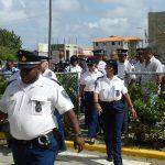 Polis na Boneiru – potrèt di archivo: Belkis Osepa