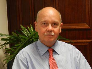 Fiskal mayor di hustisia Henry Hambeukers – Potrèt: Belkis Osepa